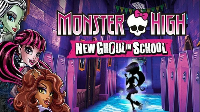 Monster-High-New-Ghoul-in-School
